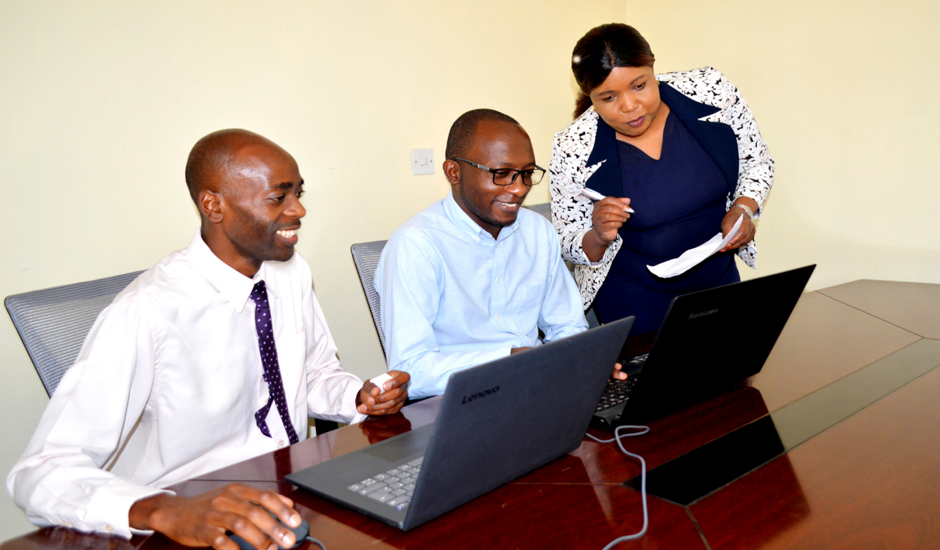 Our Audit Team during Training session